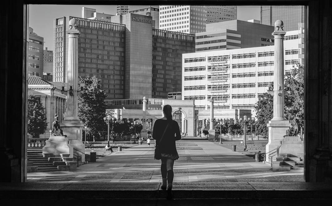 Lonely Walker